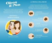 L'app Cliccailneo valuta la pericolosità dei vostri nei