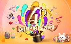 4° Anniversario Gearbest: partito l'After Party fino al 9 Aprile