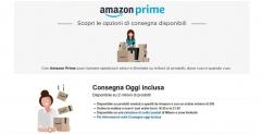 Amazon: con Consegna Oggi i pacchi vengono recapitati la sera stessa