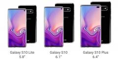 Samsung Galaxy S10: ufficiali prezzo e uscita