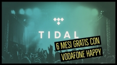 Vodafone Happy New Year: gratis 6 mesi di Tidal Premium