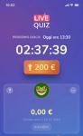 Live Quiz, l'app con quiz e premi in denaro