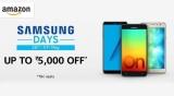 Amazon lancia i suoi Samsung Days