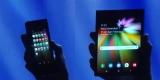 Samsung svela il display-smartphone pieghevole Infinity Flex
