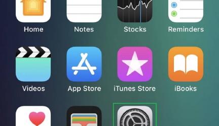 Come spostare le icone nella home di iOS creando spazi vuoti