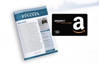 Altroconsumo: Buono Amazon da 30€ come regalo di benvenuto