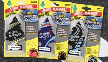 Arbre Magique: Vinci un Gran Premio di F1 in Europa