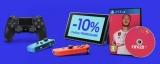 Codice sconto eBay PROGAME: 10% di sconto su videogiochi e console