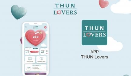 Dillo con THUN: buono sconto da 10€ con l'app