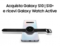 Galaxy Watch Active in omaggio con l'acquisto di un Galaxy S10 / S10+