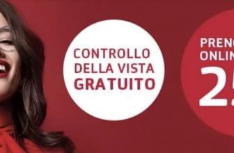 Grand Vision: controllo della vista e montatura gratis con buono extra da 25€