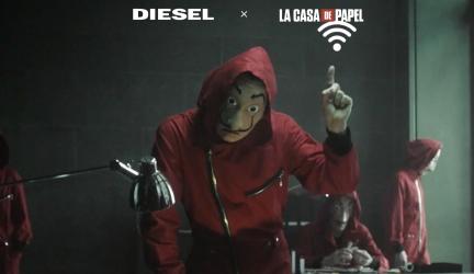 La Casa di Carta: Diesel mette in palio 150 tute originali della serie Netflix