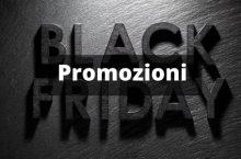 Le Promozioni online del Black Friday 2019