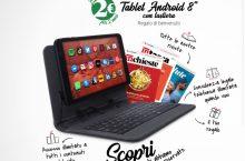 Prova Altroconsumo: a soli 2€ un tablet come regalo di benvenuto