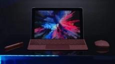 Microsoft presenta il tablet Surface Go