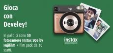 Vinci fotocamere Instax SQ6 con Develay