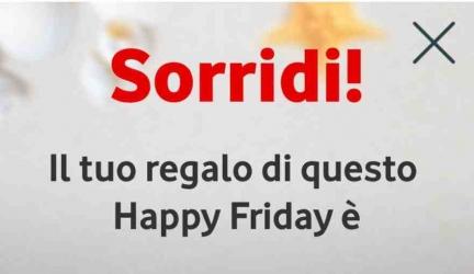 Vodafone Happy Friday: sconti Flixbus, Salmoiraghi&Viganò, e altri…