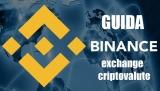 Binance: guida all'exchange di criptovalute