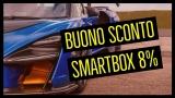 Coupon Smartbox: sconto 8% su un ordine minimo di 80 euro