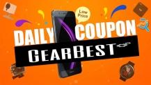 Le offerte e i coupon a tempo di Gearbest