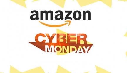 Arriva anche il Cyber Monday di Amazon con altri sconti e offerte