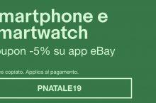 Nuovo codice sconto eBay PNATALE19