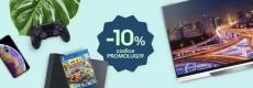eBay: 10% di sconto TECH con il codice PROMOLUG19