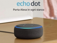 Black Friday: Amazon Echo Dot a soli 34,99 euro