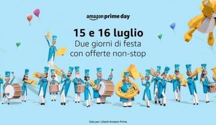 Svelate alcune offerte del Prime Day Amazon