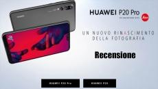 Recensione Huawei P20 e P20 Pro