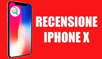 iPhone X: recensione completa