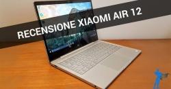 Recensione Xiaomi Air 12: vale la pena acquistarlo ?