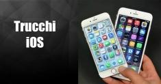 10 trucchi iOS incredibili di cui non potrai più farne a meno