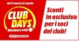 Mediaworld Club Days: sconti fino al 2 aprile