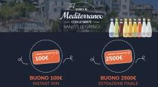 Vinci il Mediterraneo con le Bibite Sanpellegrino